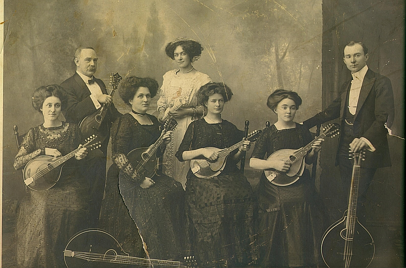 Ada Foster and Band
