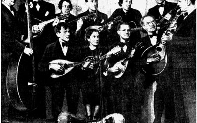 Chicago Mandolin Orchestra, 1936